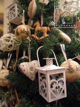 fiori e decorazioni per il Natale, Fioreria a Reggiolo Reggio Emilia