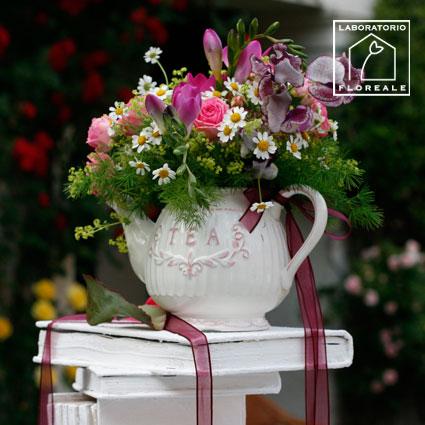 Fiori fiorista novi di modena addobbi floreali matrimoni for Decorazioni giardino per matrimonio