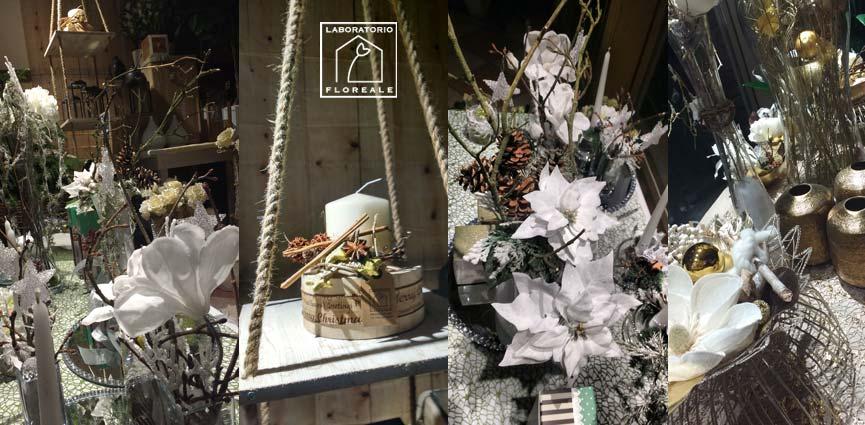 decorazione fiori natale modena carpi